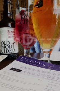 Drinks at Lilico's, Barnstaple