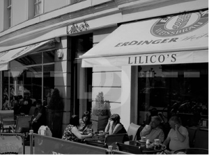 Lilico's - places to eat in Barnstaple at lunchtime